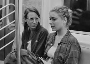Great Gerwig & Mickey Sumner