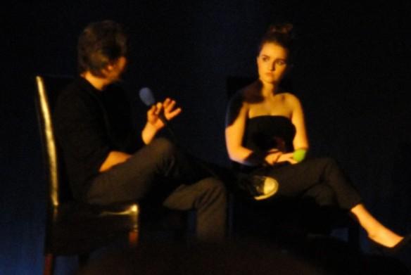 Jason Reitman and Kaitlyn D