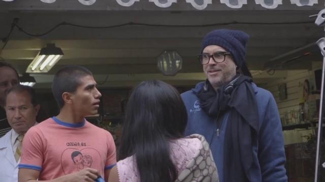 "Alfonso Cuaron's ""Roma:"""