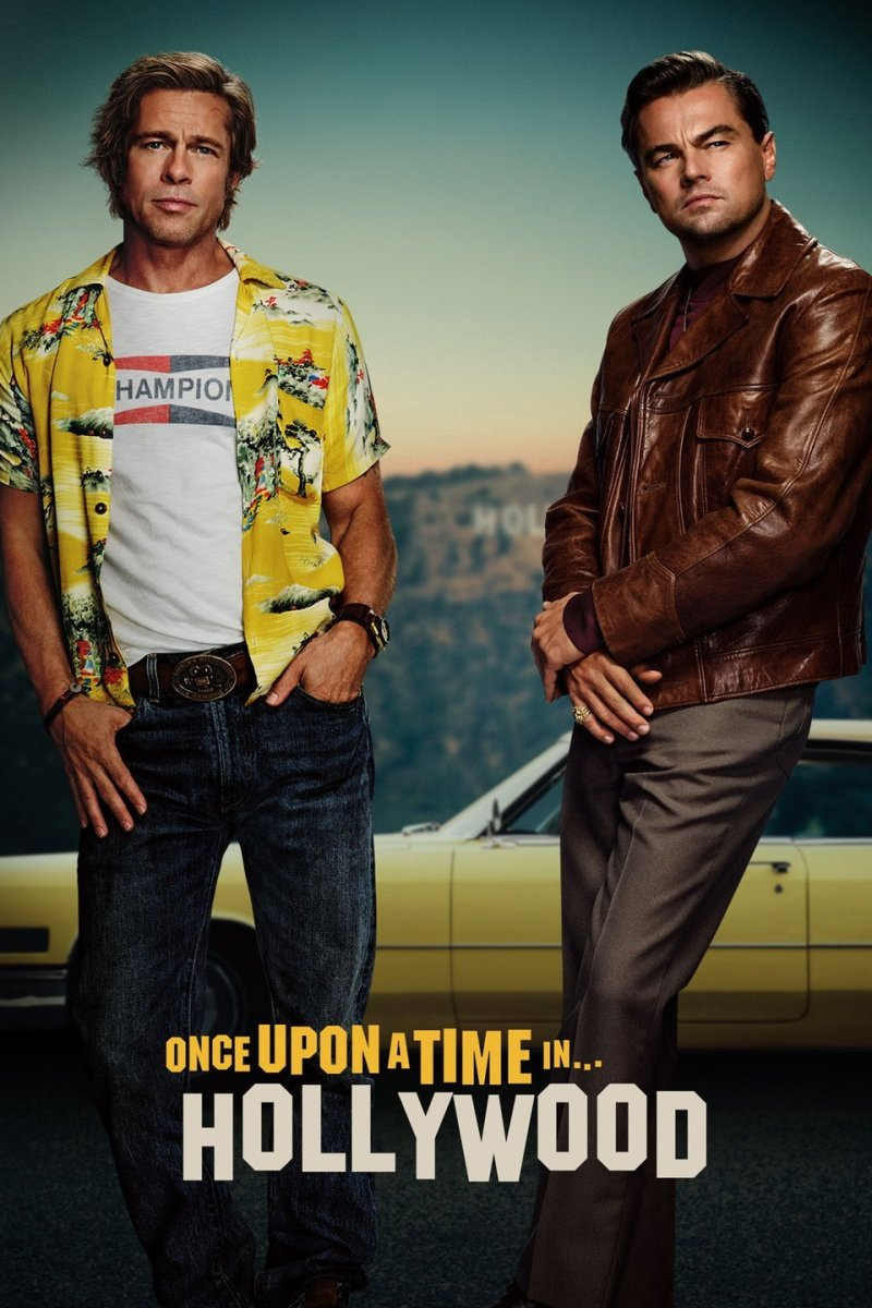 Once Upon a Time in…Tarantino-land   Drinks with films
